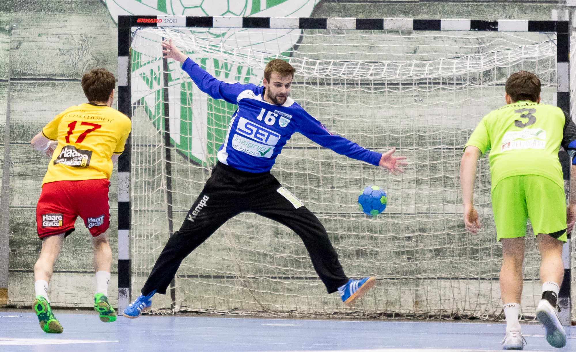 AUT, HLA, SG INSIGNIS Handball WESTWIEN vs Moser Medical UHK Krems